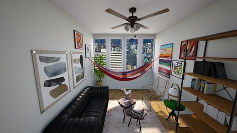 BHap - Living room - by jupitervasconcelos