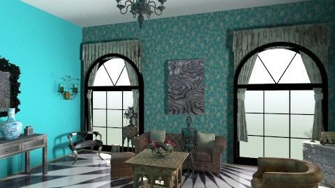tris - Living room - by Ren707