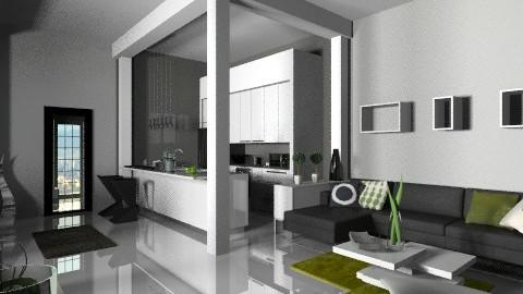 boy2 - Modern - Living room - by dina_szab