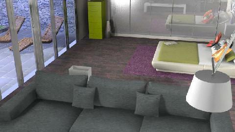 bespoke bedsit view 5 - Bedroom - by nadege