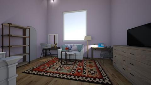 dream room - Bedroom - by Ahlam Abubakar