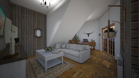 Countryside dream - Country - Living room - by 06966147