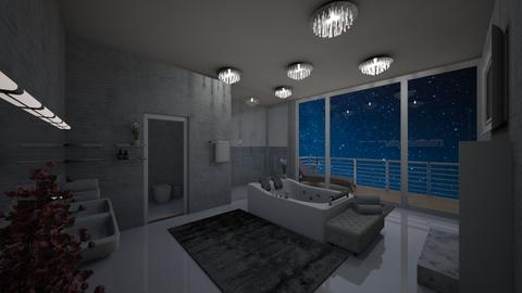 jacuzzi bath - Bathroom - by DimitriGol