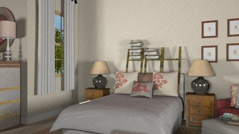 du321 Inspired Room - Country - Bedroom - by reedj0218