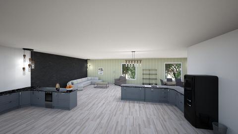 Citizen OAK - Living room - by brooklynlundy