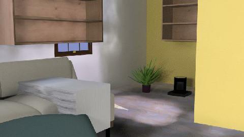 Test room - Dining Room - by manobano