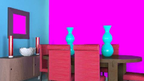 bon appetit  - Dining Room - by zozoismail