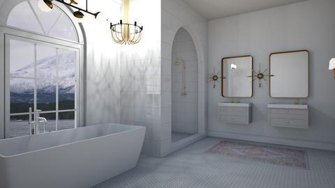 Chapman Bathroom - by emilyolsen