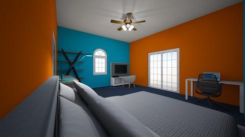 FCS Bedroom - Bedroom - by gansnath15