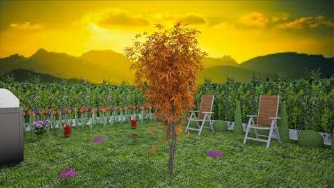 JimboYT Garden - Garden - by JimboYT