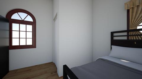 nik  - Modern - Bedroom - by nikshemankar