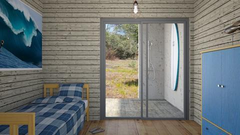 AussieSurfer - Bedroom - by Phospective