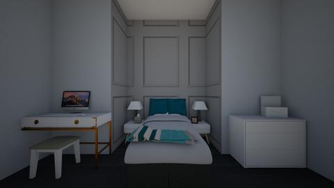 Isabella6b - Bedroom - by Kasityorajala