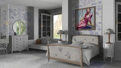 juliette - Classic - Bedroom - by ATELOIV87