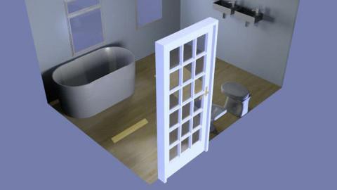 A Room - by plataniasabrina