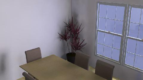 Dining Room - Corner 3 - Dining Room - by ryanjulie1980
