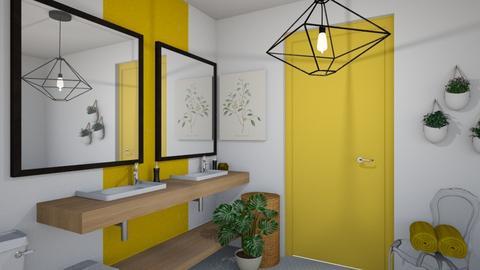 b a t h r o o m - Bathroom - by _xandra_
