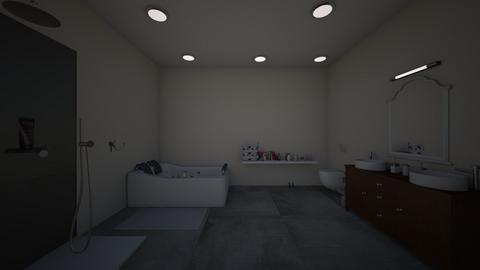Master Bathroom - Bathroom - by SVSchultz21