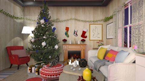 Manana de Navidad - by jasmin_jasmin