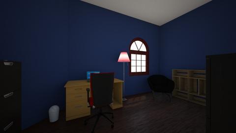 Dream Office - Modern - Office - by wickedLayabout