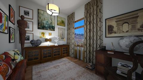 art - Living room - by rasty