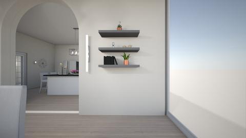 house d5 - Dining room - by nikolinajadanic