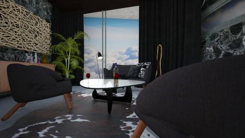 LOFT - Minimal - Living room - by HenkRetro1960