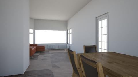 Woonkamer - Living room - by christiansanders