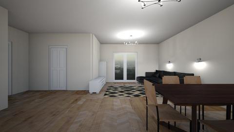 Wiatrakowa salon - by IwonaZ