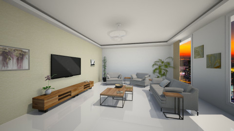 FDFB - Living room - by Kim Youn ji