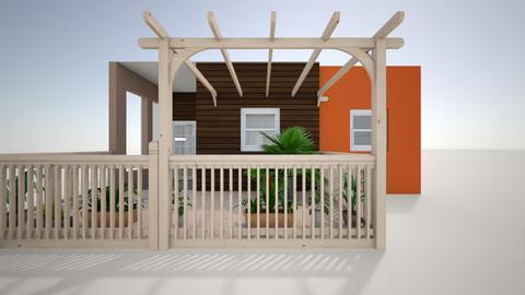 Veranda Perdola2 - Garden - by Stephanie Felix