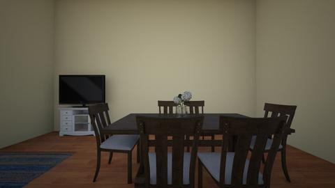 Starter - Living room - by Ajn1127