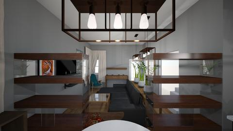 Cash dining room - Dining room - by Mzliz87