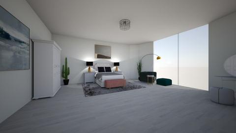 rf - Bedroom - by lenabena