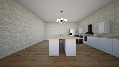 kitchen - Modern - Kitchen - by gaddyst