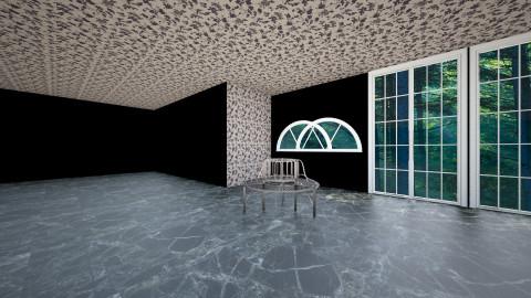 Creepy Ballroom - by gocello