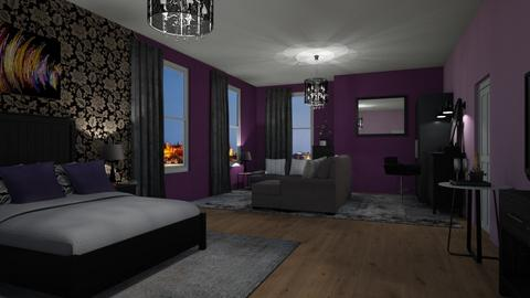 Artisan Flooring 3 - Bedroom - by CCPompey