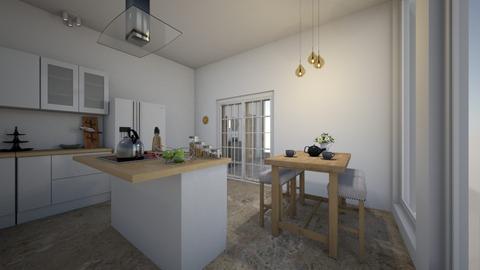SYPIALNIA 2 - Modern - Bedroom - by DERRYS