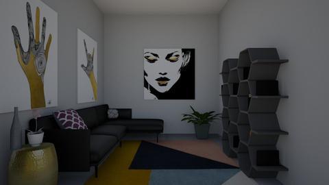 Living room - Living room - by CattyDavid