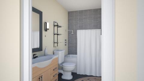 Cobos Guest bath 2 - Bathroom - by IdaJo