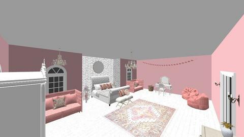 little girl room - Kids room - by Maddie Fuller