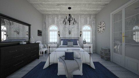 rustic chic - Rustic - Bedroom - by Malwalker02