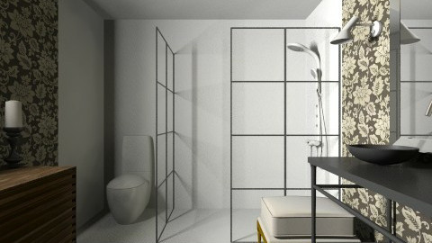 C1 Shower Room - Modern - Bathroom - by 3rdfloor