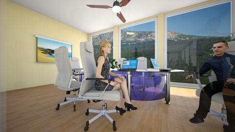 11 - Modern - Office - by applause