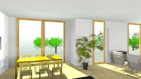 living corr 2.2b - Living room - by inge vermeire