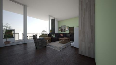 wipppp - Modern - Living room - by LaurenLakin