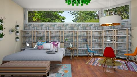 eve - Eclectic - Bedroom - by desire_design