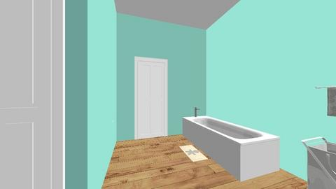 master bathroom - Bathroom - by daniguerrie29
