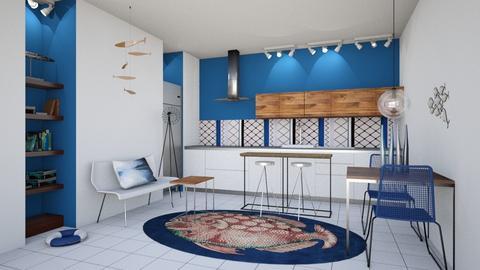 Fish - Kitchen - by chania