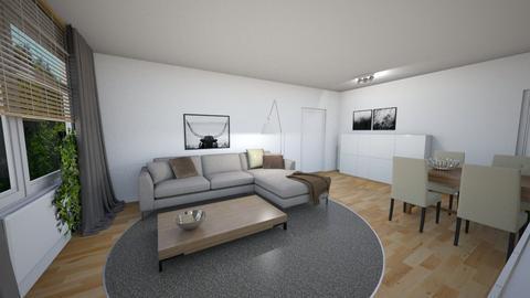 H WZ Basis - Modern - Living room - by HOMEMANUFAKTUR